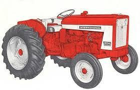 Farmall Ih International 504 Tractor Operators Owner Manual & Repair -2- Manuals Download