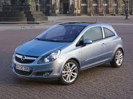 2007 Opel Corsa Service Repair Manual