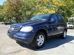 1998-2005 Mercedes ML320 Service Repair Manual