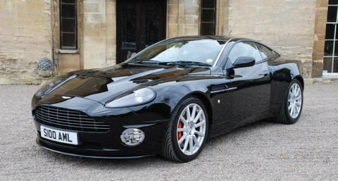 Aston Martin V12 Vanquish 2007 Repair Service Manual Pdf Download