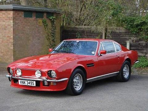 Aston Martin V8 Saloon 1977 Workshop Repair Service Manual