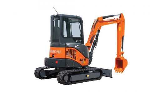 2011 hitachi zx35u-3 workshop service repair manual