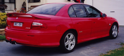 holden commodore vx service manual