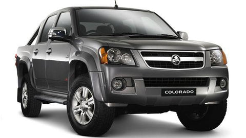 2007-2010 Holden Colorado Rodeo P190 Repair Service Manual