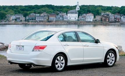 2008 Honda Accord Workshop Service Repair Manual