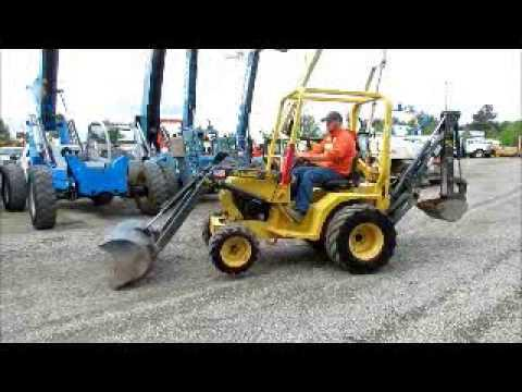2004 JCB MINI MITE SLPMPH024E WORKSHOP SERVICE MANUAL