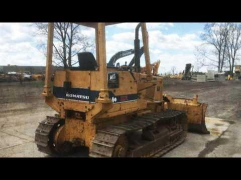 Komatsu D37E-2 Dozer Workshop Service Repair Manual