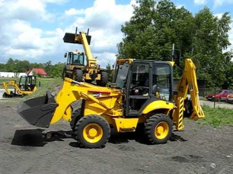 JCB 2CX Backhoe Loader Workshop Service Repair Manual S/No : 655046