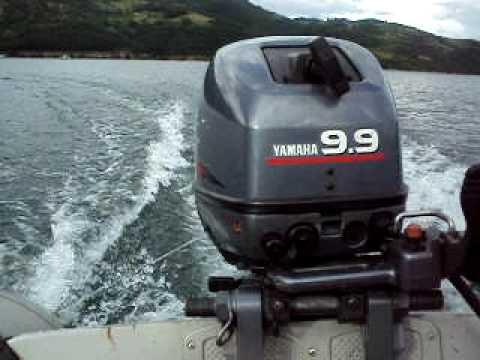 1995-2008 YAMAHA 9.9 4-STROKE HIGH THRUST OUTBOARD REPAIR