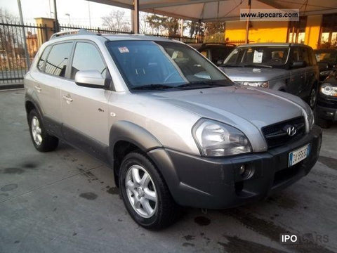 2006 Hyundai Tuscon CRDI, 2.0 desiel Workshop Service Repair Manual