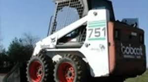 Bobcat 751 G-Series Parts Catalogue Manual S/NO : 515730001 and Above S/NO : 5156200