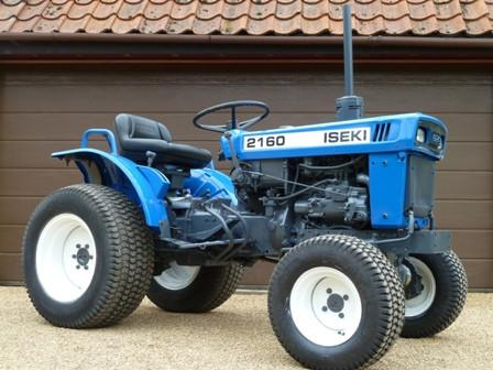 Iseki Tx2160 Tractor Parts Manual 2x4 4x4 Download