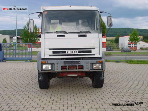 1995 IVECO CARGO TRUCK WORKSHOP REPAIR & SERVICE