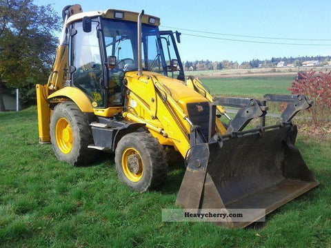 2003 Jcb 3cx Backhoe Loader Parts Catalog Manual Pdf S/N  : 940481