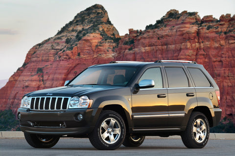2005 Jeep Grand Cherokee WJ Workshop Service Repair Manual