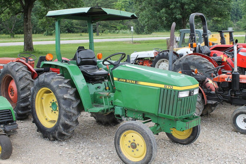 John Deere 870 Serial number 3TN84RJK Workshop Service Repair Manual