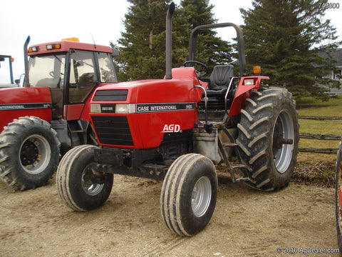 Case IH 5120 Tractor Operator Manual Download