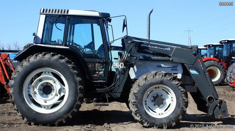 Valtra 8000 Tractor Workshop Service Repair Manual