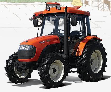KIOTI DAEDONG FX751 TRACTOR WORKSHOP REPAIR SERVICE MANUAL