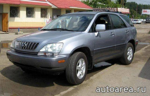 2002 Lexus Rx300 Workshop Service Repair Manual Software