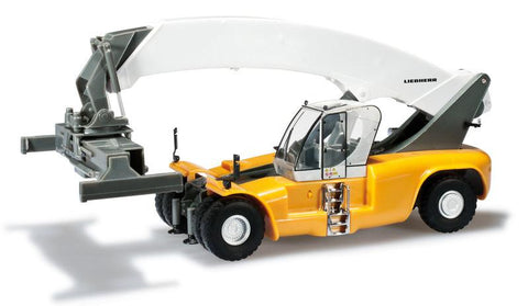 Liebherr Reachstacker LRS 645 Part's Manual Download