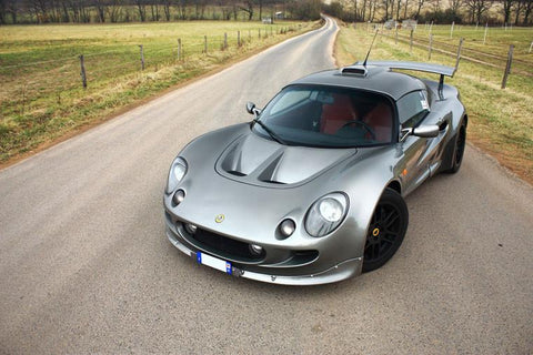 2000-2002 Lotus Elise Exige Workshop Service Manual