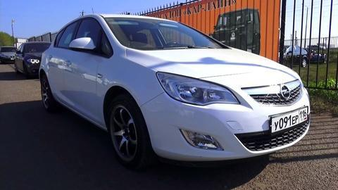 2012 OPEL ASTRA J HATCHBACK WORKSHOP SERVICE REPAIR MANUAL