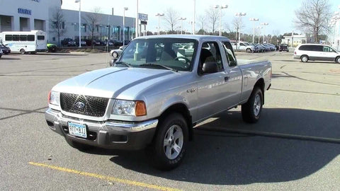 ford ranger xlt 2003 workshop service repair manual