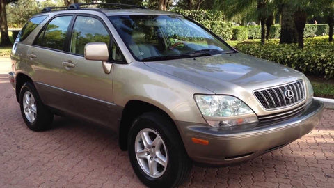 2001 Lexus Rx300 Workshop Service Repair Manual Software