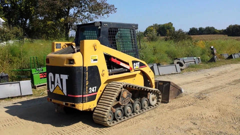 CATERPILLAR CAT 247 SKID STEER SERVICE REPAIR WORKSHOP MANUAL DOWNLOAD
