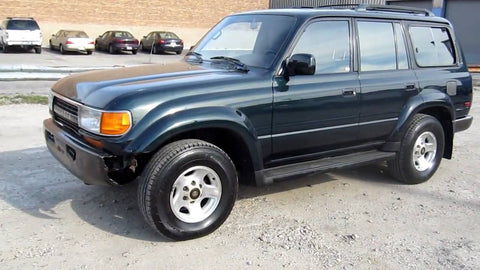 1993 TOYOTA LAND CRUISER WORKSHOP REPAIR SERVICE MANUAL PDF DOWNLOAD