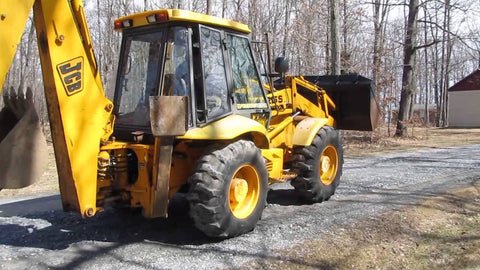 1995 JCB 215 Series 2 Workshop Service Repair Manual