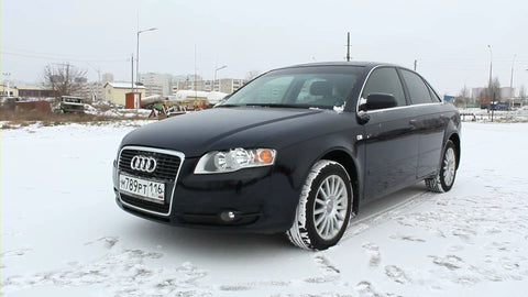 2005 2006 AUDI A4 OWNER'S MANUAL