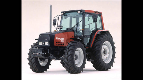 Valtra 6000 Tractor Full Workshop Service Repair Manual