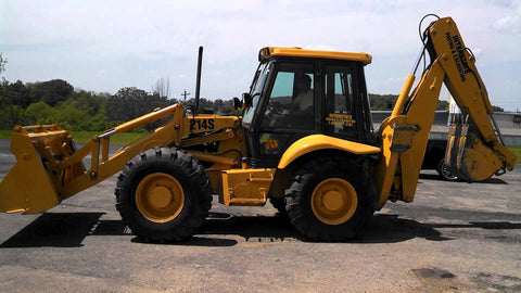 1997 JCB 214S BACKHOE LOADER WORKSHOP SERVICE REPAIR MANUAL