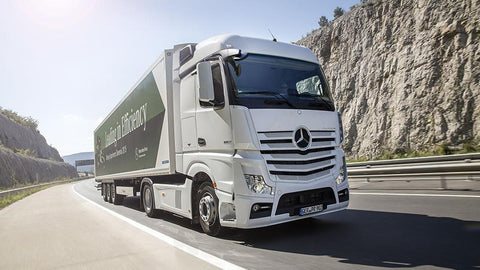 mercedes truck owners manual