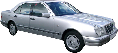 MERCEDES BENZ E320 E420 E430 FACTORY SERVICE SHOP MANUAL 1996-2002
