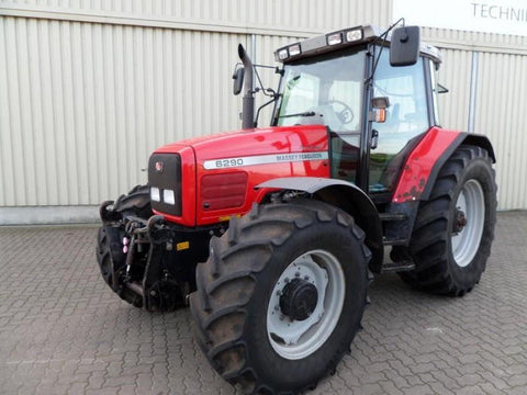 2002 MASSEY FERGUSON MF6290 Workshop Service Repair Manual