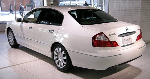 2005 Nissan Cima Workshop Service Repair Manual