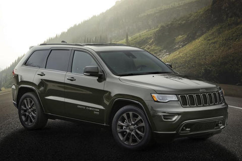 2016 jeep grand cherokee Workshop Service Manual