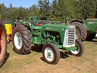 Oliver Super 550 Tractor Workshop Service Repair Manual Download