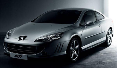 2005 Peugeot 407 V6 Sedan Owner's Manual Download