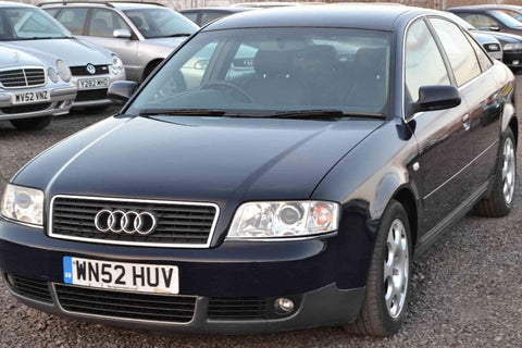 2002 Audi A6 1.9 TDI WORKSHOP SERVICE REPAIR MANUAL