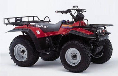 1987-1998 Suzuki LT-4WD LT-F4WDX 280 King Quad LT-F250 Quadrunner ATV Repair Manual Download PDF