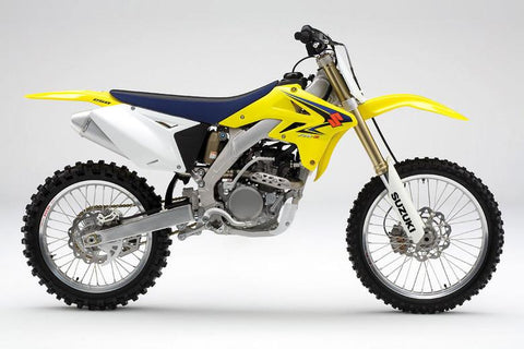 Suzuki RM-Z250 2007-2008 Workshop Service repair manual