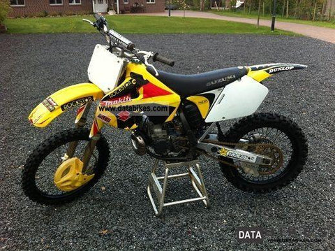 2000 Suzuki RM250 2-Stroke Motorcycle Repair Manual Download