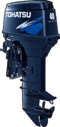 2006 Tohatsu outboard MD40B HP Workshop Service Repair Manual