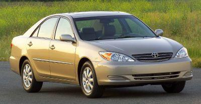2002-2007 TOYOTA CAMRY WORKSHOP SERVICE REPAIR MANUAL