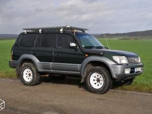 2001 Toyota Land Cruiser KDJ 95 Factory Workshop Service Repair Manual