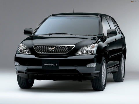 Toyota Harrier 2003 Owner's Operator's Manual
